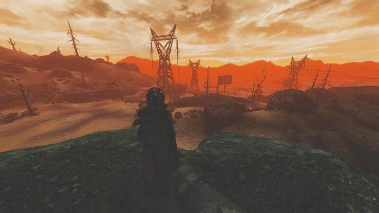 Fallout New Vegas ENB