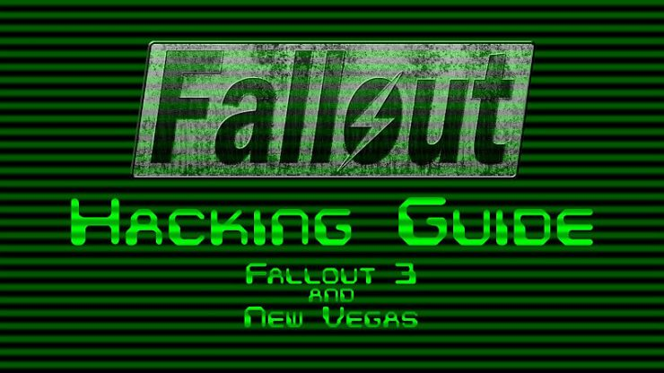 Fallout New Vegas Hacking Terminals