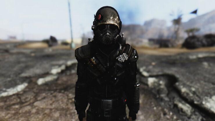 Fallout New Vegas Light Armor