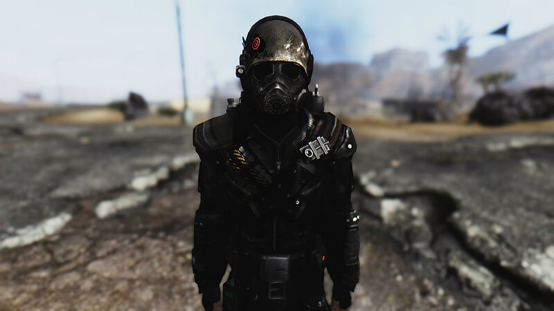 Fallout New Vegas Light Armor