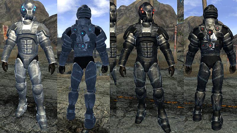 Fallout: New Vegas - Light Armor - Strategy Game | GamesCrack org