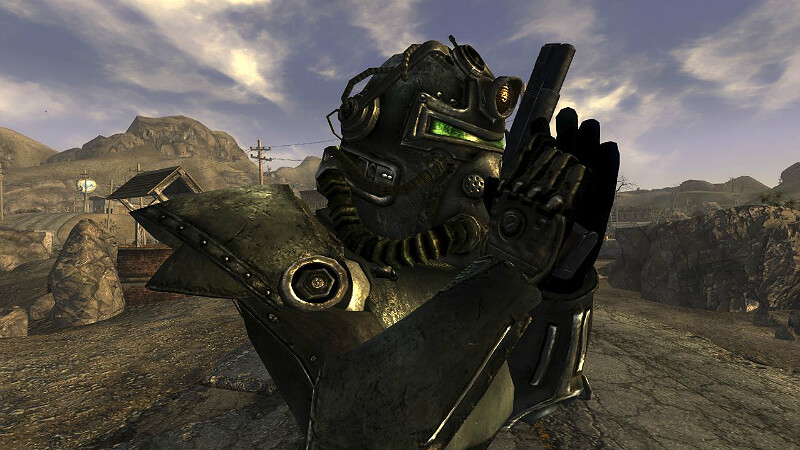 Fallout New Vegas Unique Weapons