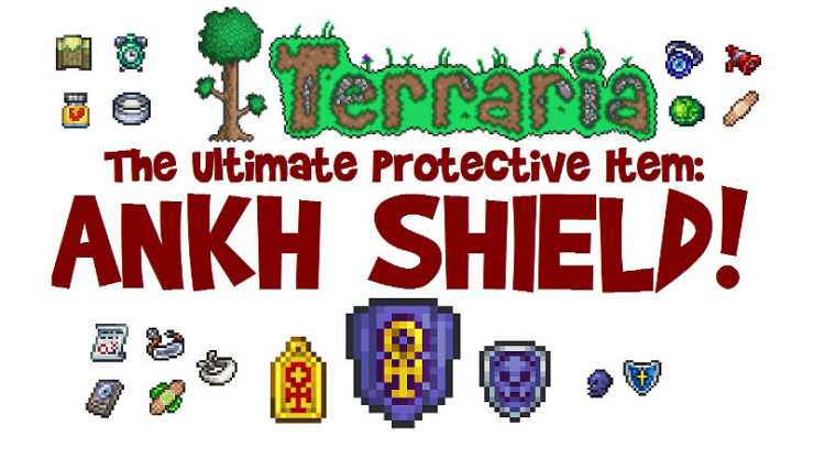 Terraria Ankh Shield