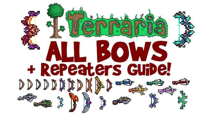 Terraria Bows