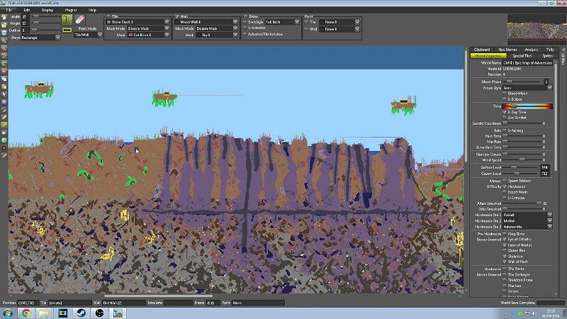 TEdit: Terraria Map Editor - Guide and Settings | GamesCrack org