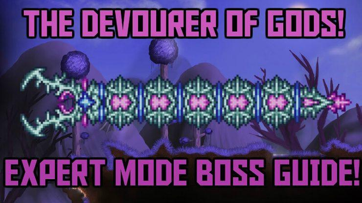 Terraria Devourer of Gods