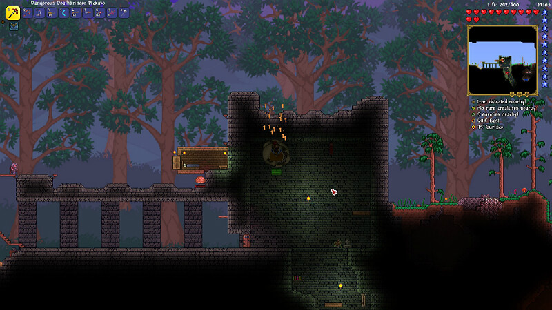 Terraria Dungeon Guardian Guide And Best Tips Gamescrack Org The dungeon guardian is possibly the strongest boss in all of terraria. terraria dungeon guardian guide and