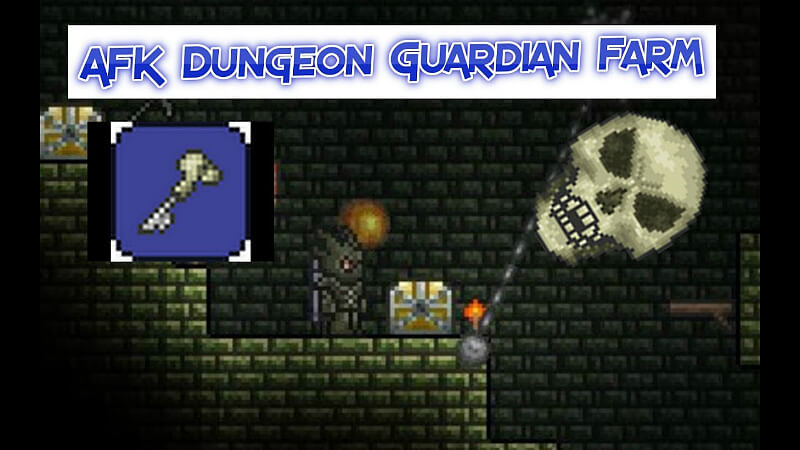 Terraria Dungeon Guardian Guide And Best Tips Gamescrack Org It is on vanilla 1.9 and i know the /tp command but i want to know how to make it so you dont need a pre. terraria dungeon guardian guide and