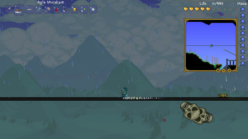 Terraria: Dungeon Guardian - Guide and Best Tips