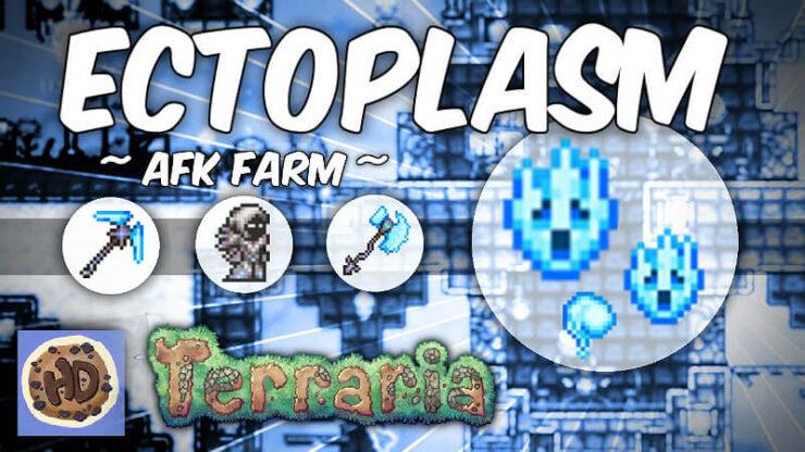 Terraria Ectoplasm AFK Farm
