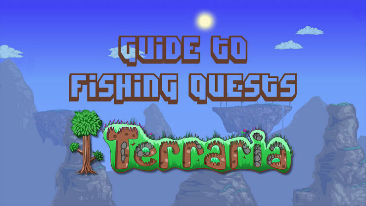 Terraria Fishing Quests