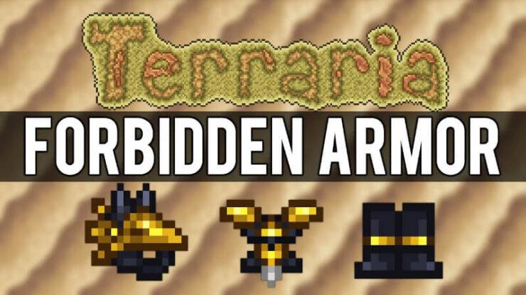 Terraria Forbidden Armor