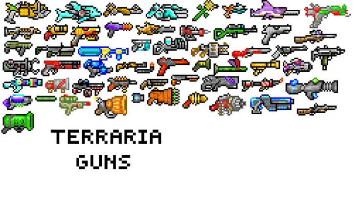 Terraria Gun