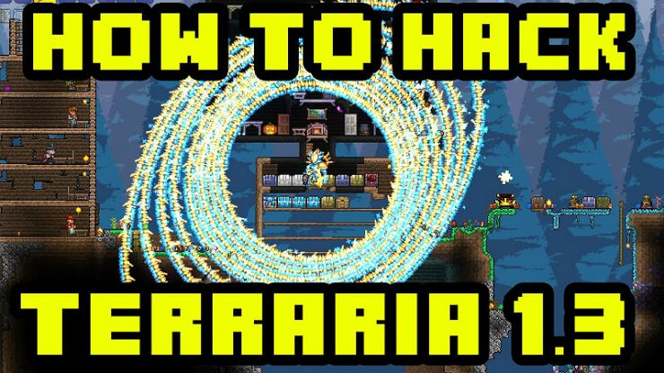 Terraria Hacks: How to Use and Tips - Guide | GamesCrack org