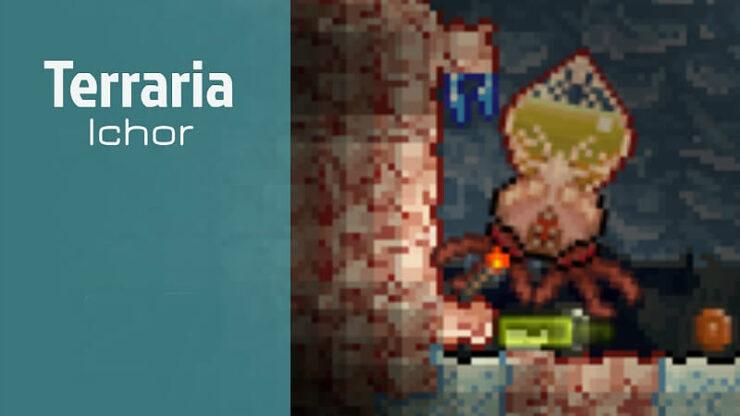 Terraria Ichor