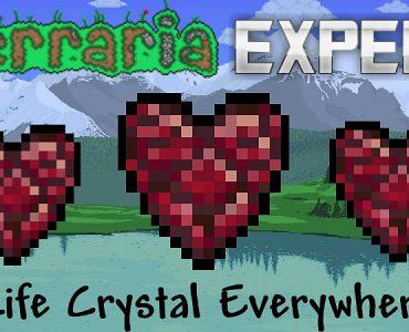 Terraria Life Crystal