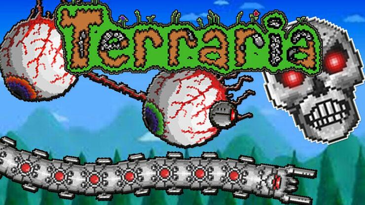 Terraria Mechanical Boss