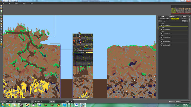 TEdit: Terraria Map Editor - Guide and Settings | GamesCrack org