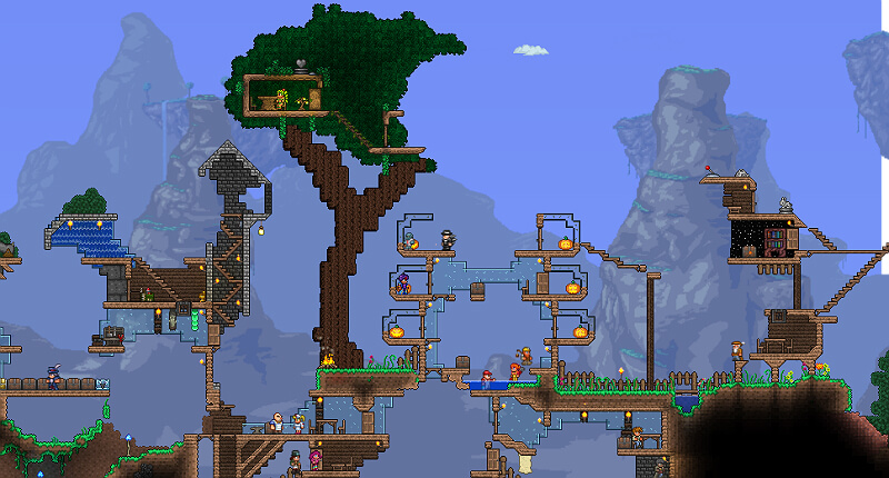 Ultimate Guide Of Terraria Multiplayer GamesCrack org