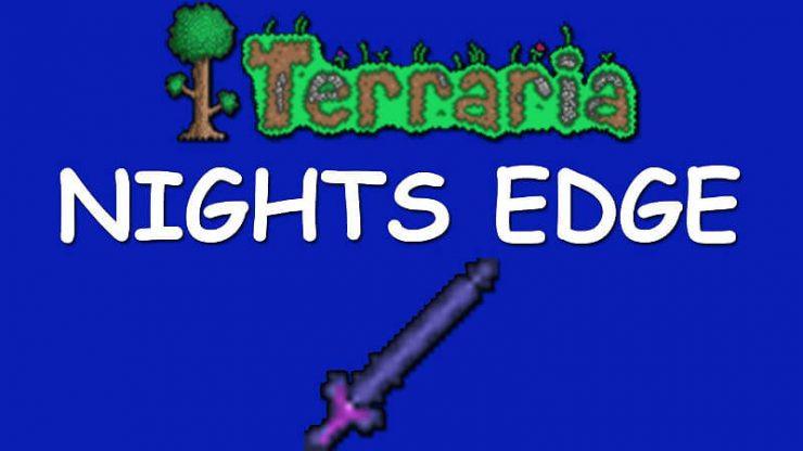 Terraria Night's Edge