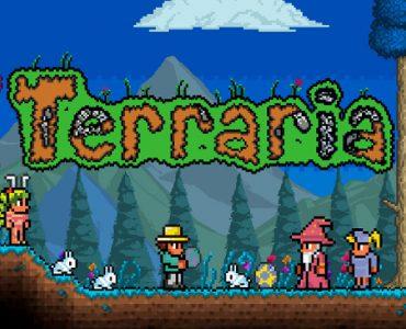 Terraria Ores
