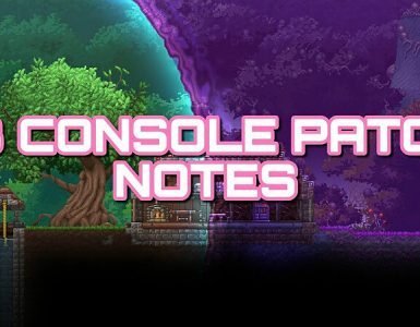 Terraria Patch Notes