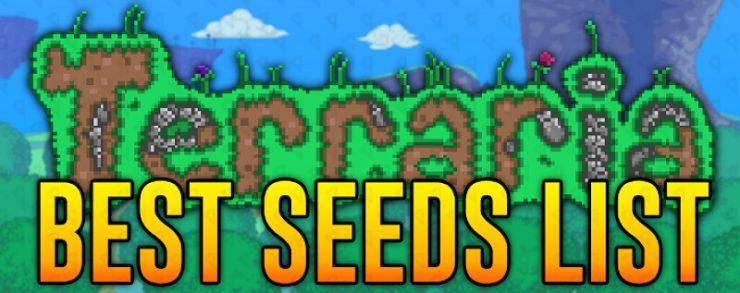 Terraria Seeds List