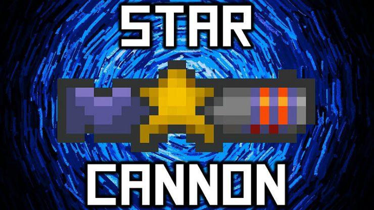 Terraria Star Cannon