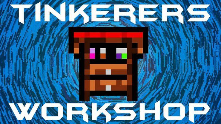 Terraria Tinkerer's Workshop