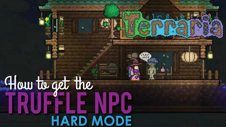 Terraria Truffle NPC