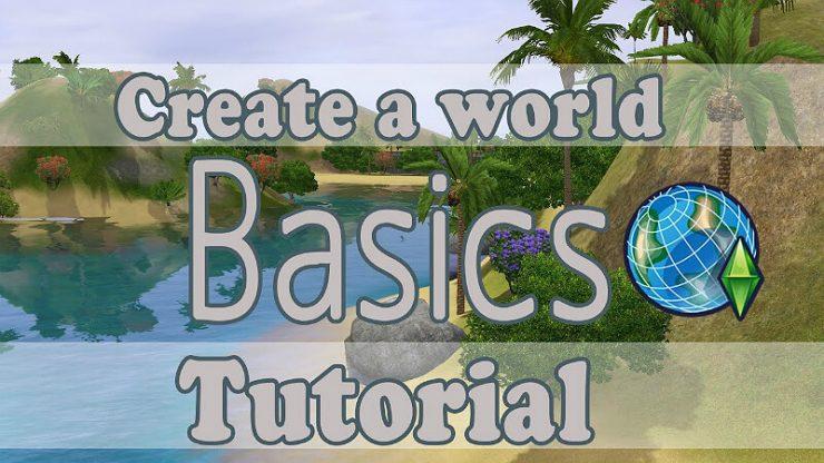 The Sims 3 Create a World