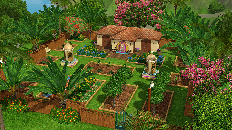 the sims 3 gardening career guide and best tips. Black Bedroom Furniture Sets. Home Design Ideas