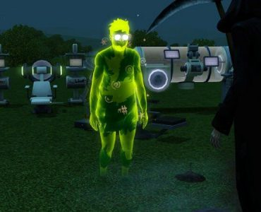 The Sims 3 Ghost Town Challenge