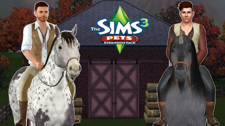 sims pets expansion pack