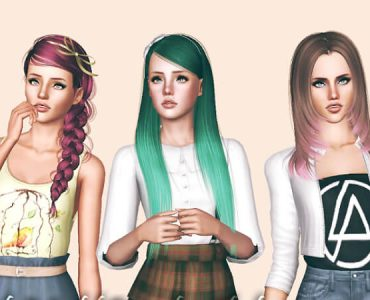 The Sims 3 Poses