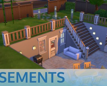 The Sims 3 Real Basements