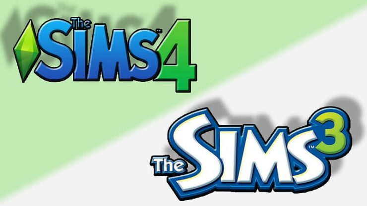 The Sims 3 vs The Sims 4