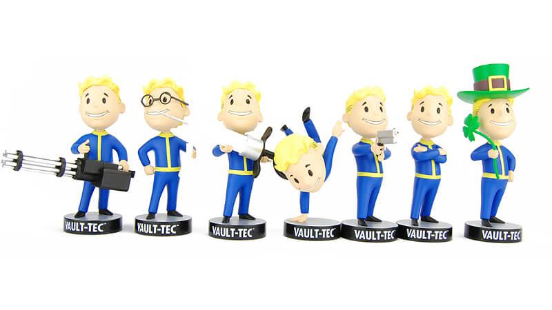 Fallout 4 Bobblehead