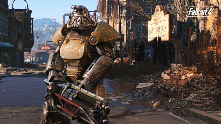 Fallout 4 Brotherhood of Steel Quest