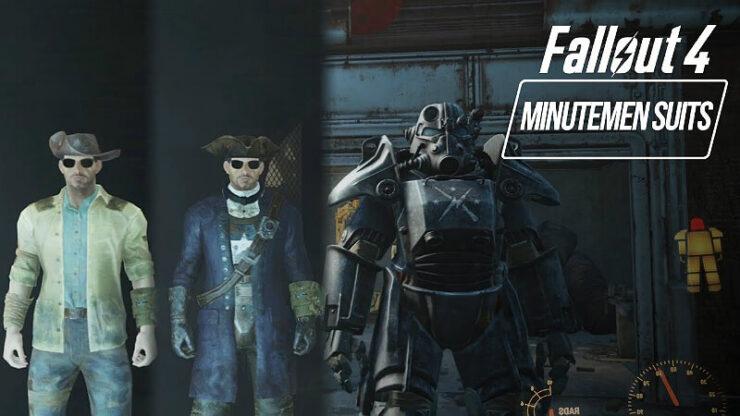 Fallout 4 Minutemen