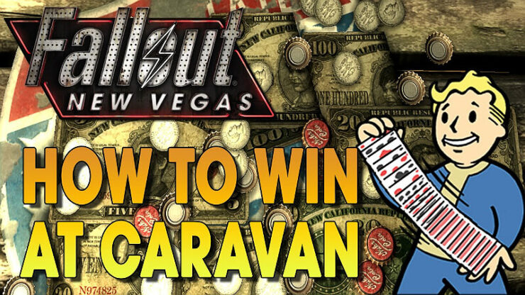 Fallout New Vegas Caravan
