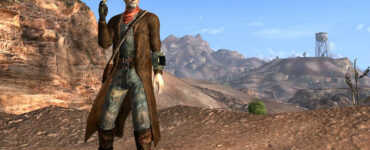 Fallout New Vegas Courier