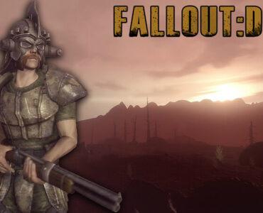 Fallout New Vegas Dust