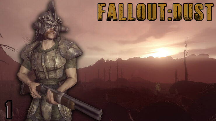 Fallout New Vegas Dust