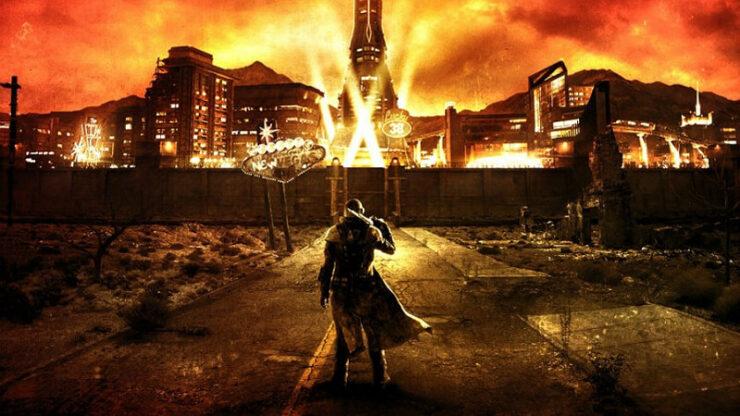 Fallout New Vegas Ending