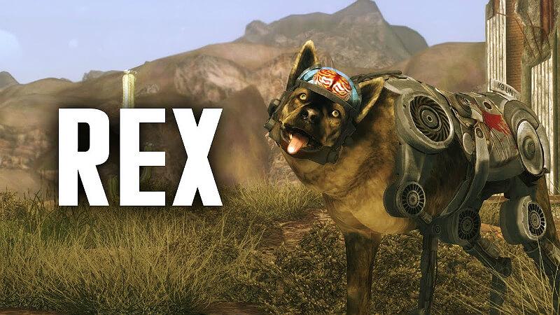 Fallout New Vegas Rex