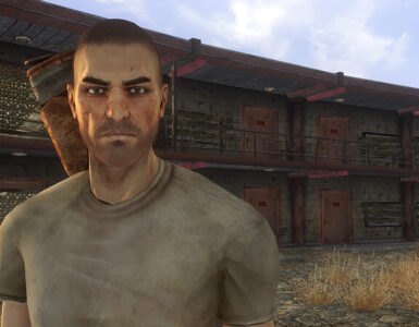 Fallout New Vegas Hair Mods