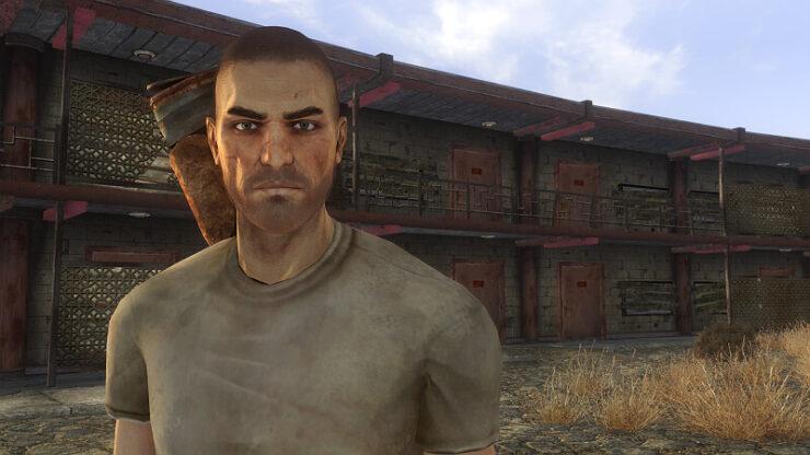 Fallout New Vegas Hair Mods