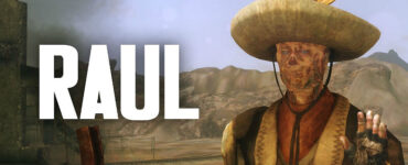 Fallout New Vegas Raul