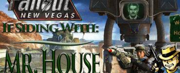 Fallout New Vegas Mr. House